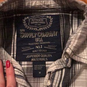 gph supply company Shirts - EUC men's casual shirt